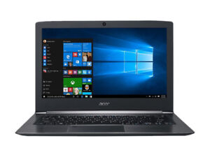 Acer Aspire S 13 S5-371T-56Q1/13.3-Touch Screen Ultrabook Win 10