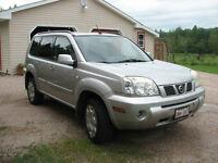 2005 Nissan X-trail SUV