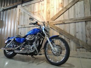 2007 Harley-Davidson XL1200C Sportster Custom Peterborough Peterborough Area image 2