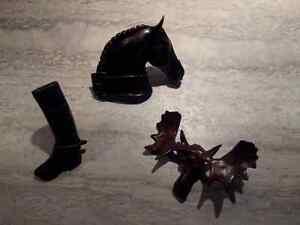 Western Themed Cast Iron Handles/knobs Cambridge Kitchener Area image 2