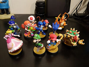 Bulk Lot of Amiibo