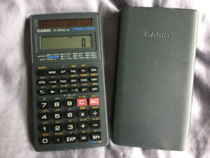 Used Casio Scientific Calculator