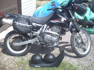 2011 Suzuki DR 650.Priced to sell!