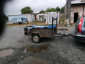 6 x 4 trailer.