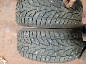 215/50r17 winter studded tires