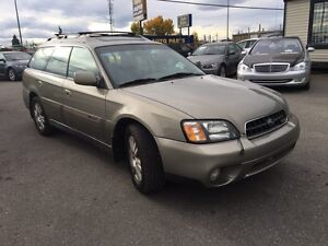 2004 Subaru Outback. All wheel drive. Excellent Condition.