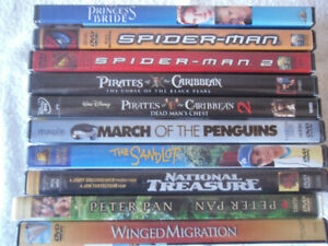 33 family movies for $5 - E.T. - Disney - Pixar