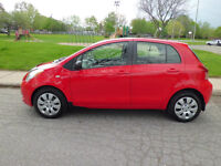 2008 Toyota Yaris LE Hatchback (a/c electric 146000 km)