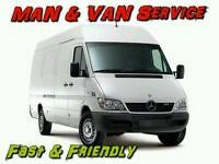 MAN and VAN , DELIVERIES , COLLECTIONS , REMOVALS , CLEARANCES
