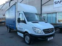 73167ccfc5 Mercedes Sprinter 313 CDI+12m Aa B cover+double Side Curtain+well
