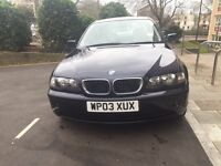 BMW 318i , 12 month MOT with no advisory, 116k mileage,