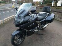 BMW K1600 GT, 2014 model year, only 9999 miles, stunning condition
