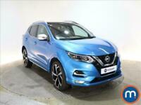 2019 Nissan Qashqai 1.3 DiG-T Tekna-Plus 5dr Hatchback Petrol Manual