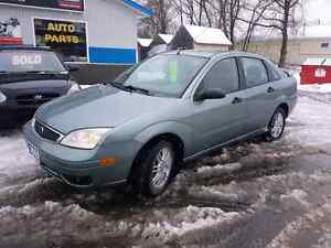 2005 ford focus automatic certified etested