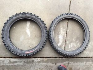 Dirtbike tires