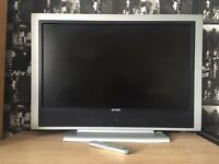 widescreen HD tv
