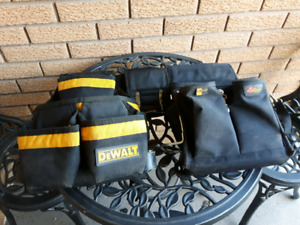 Belt work and 2 bags in good condition