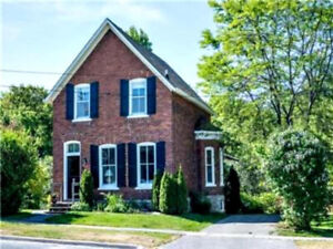 Beautifully renovated designer house  in Prince Edward County