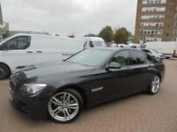 2013 BMW 7 Series 3.0 730d M Sport (s/s) 4dr