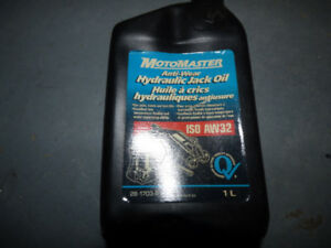 huile a crics hydraulique