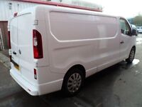 VAUXHALL VIVARO 2016 ,SPARES ONLY BEEN WRITTEN OFF ELECTRICALY ONLY DONE 700 mile . Engine ok