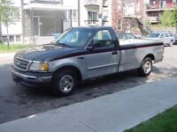 FORD 2000 F150 PICK UP TRUCK 4.6L IN GREAT CONDITION