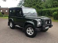 2004 Land Rover Defender TD5 90 XS County Station Wagon