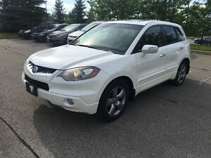 2008 ACURA RDX*DEALERSHIP SERVICED*ONE OWNER*CERTIFIED*4CYLINDER