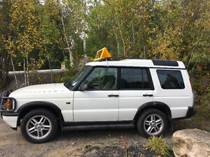2000 Land Rover Discovery cuir VUS