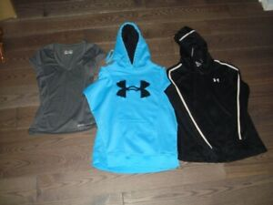 Clothing - Hollister, UnderArmour, American Eagle, Roots
