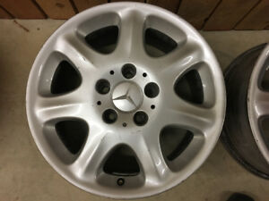 "Mercedes 16"" Alloy Wheels"