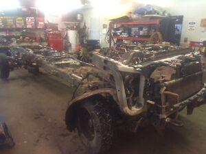 PARTING OUT A 2011 FORD F350 4x4 SUPER DUTY DIESEL
