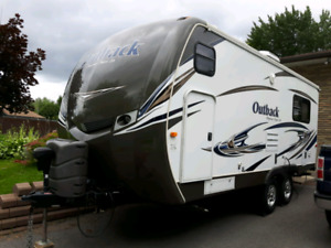 Roulotte Keystone Outback 210rs 2013