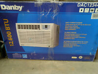 Danby 14000 BTU Air Conditioner with Remote