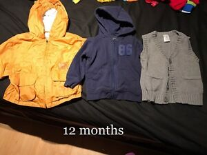 12-18 Months Baby Boy Clothes Lot  London Ontario image 1