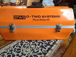 Oxygen Two System tank