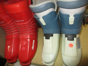 Downhill skii boots $25.00 each
