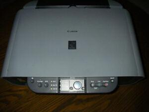 CANON PIXMA  MP 160 COPIER/SCANNER/PRINTER&DESKTOP PHOTO PRINTER