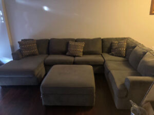 High quality sectional, moving sale!