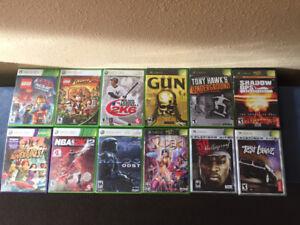 Xbox Games $4 ea