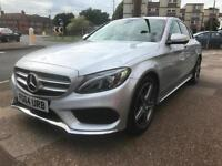2014 64 MERCEDES C220 CDi SPORT AMG LINE GOOD AND BAD CREDIT FINANCE AVAILALE