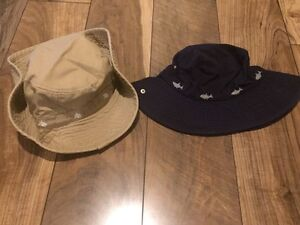 2 Boys Carter's Hats Size 5-7