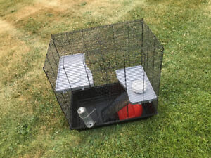 Large cage for small pets