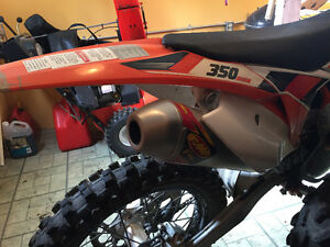 KTM 350 SXF 2015