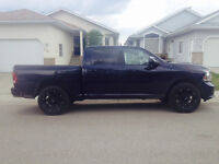 2013 Ram 1500 Sport LOADED with Rims and Tires
