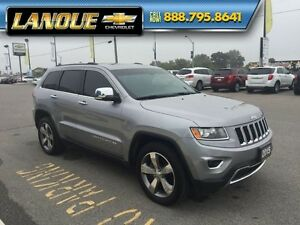 "2015 Jeep Grand Cherokee Limited   SUNROOF-20"" WHEELS-GREAT PRIC Windsor Region Ontario image 10"