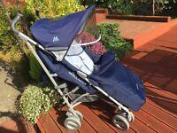 Maclaren Techno XLR Pushchair / Buggy