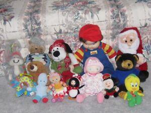 Brand New Stuffed Toys