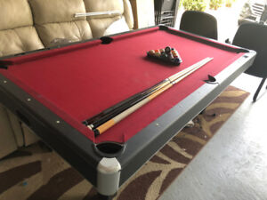 Pool/ Tennis/ Air Hockey Table // All In One // Good Condition