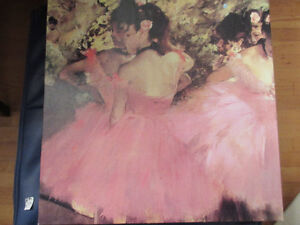 Fine Art 500 Piece puzzle - Ballet Dancers in Pink by Degas
